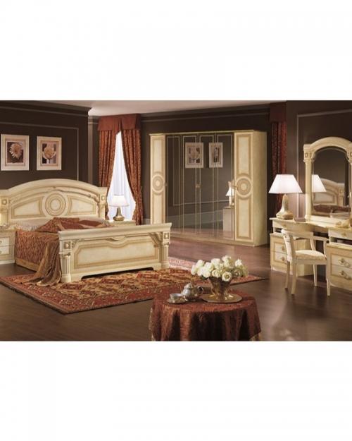 Hálószoba AIDA - Ivory Gold