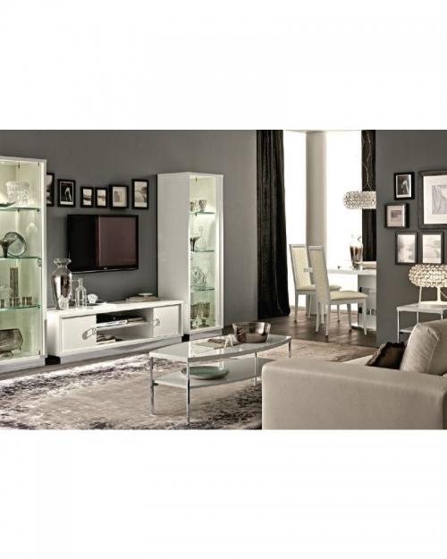 Nappali bútor ROMA - fehér