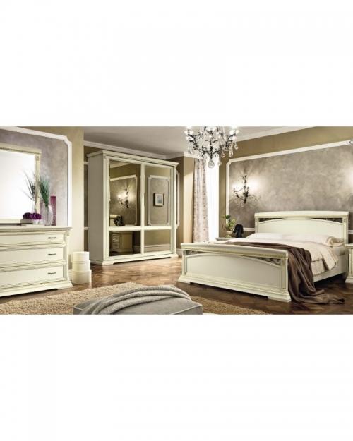Hálószoba TREVISO - fehér kőris